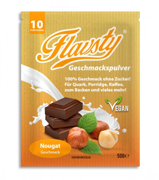 Flavsty Geschmackspulver Tüte 50g