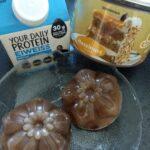 Protein Haselnuss Eis