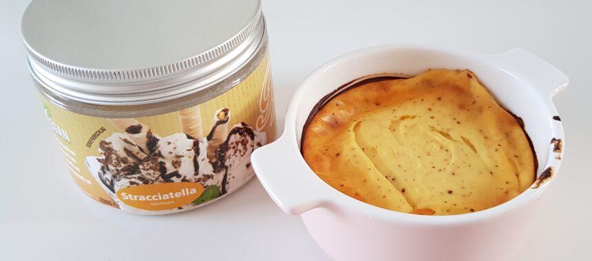 Stracciatella Quarkkuchen (Cheesecake)